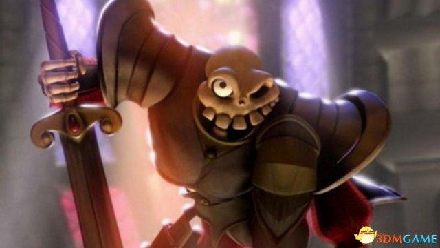 骷髅骑士,完全重制