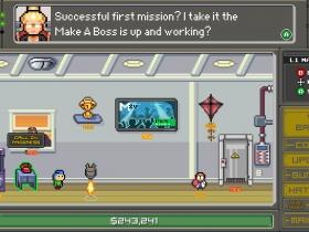 Boss 101 游戏截图