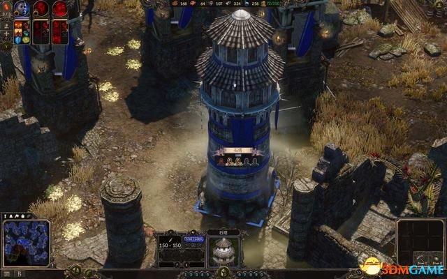 《咒语力量3》图文攻略 全种族兵种+全建筑+全英雄解析