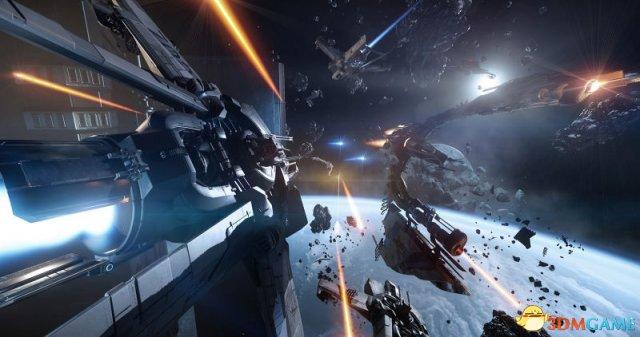 Crytek起诉 《星际公民》 开发商 竟敢偷换游戏引擎