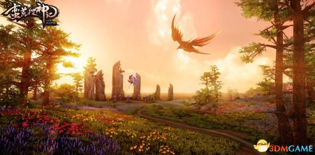 畅游《天龙八部》的MMORPG大旗将易手《蛮荒搜神记》?