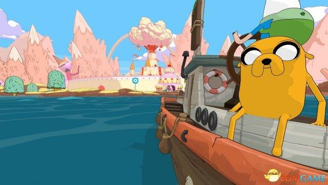 开放世界《探险活宝:英雄百科的海盗》明春上市