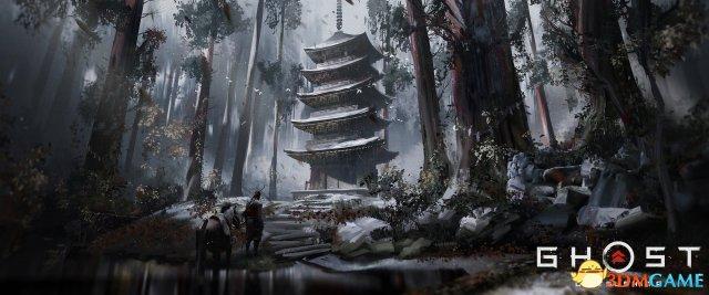 《对马岛之鬼》艺术概念设计图赏 效果让人惊艳
