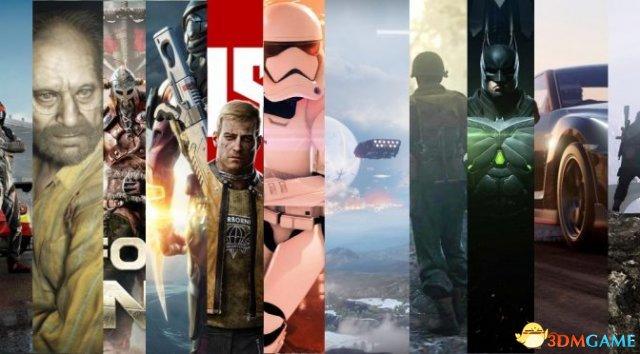 <b>2019年优化最好的十大PC游戏 星战前线2登顶</b>
