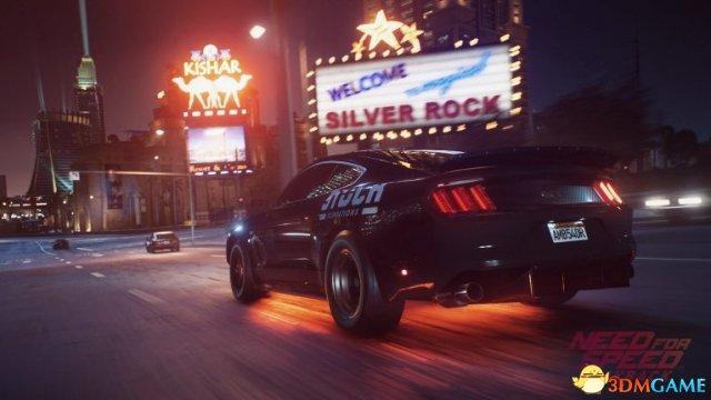 《极品飞车20:复仇》首个大型更新 新车&新模式