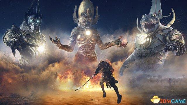 接受审判 《刺客信条:起源》终极试炼三神降临