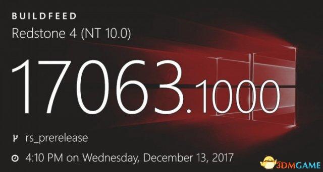 Win10 Redstone 4预览版发布 Timeline功能上线