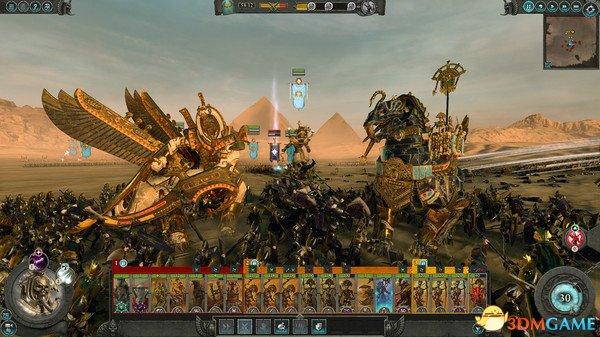 全面战争战锤2dlc古墓王介绍 战役玩法与新领主一览
