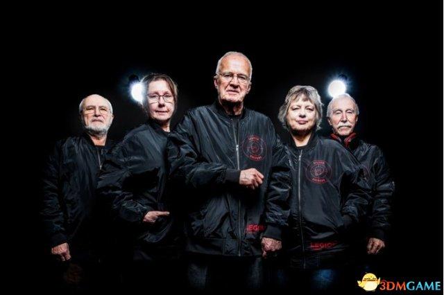 <b>平均年龄71岁:瑞典传说级《CS:GO》高龄战队组建</b>