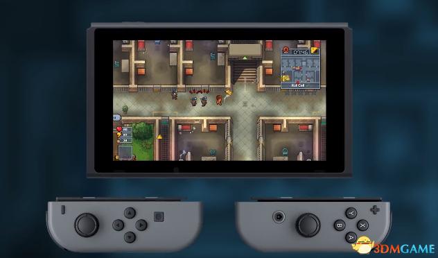 《脱逃者2》将登陆Switch平台 2018年1月11日发售