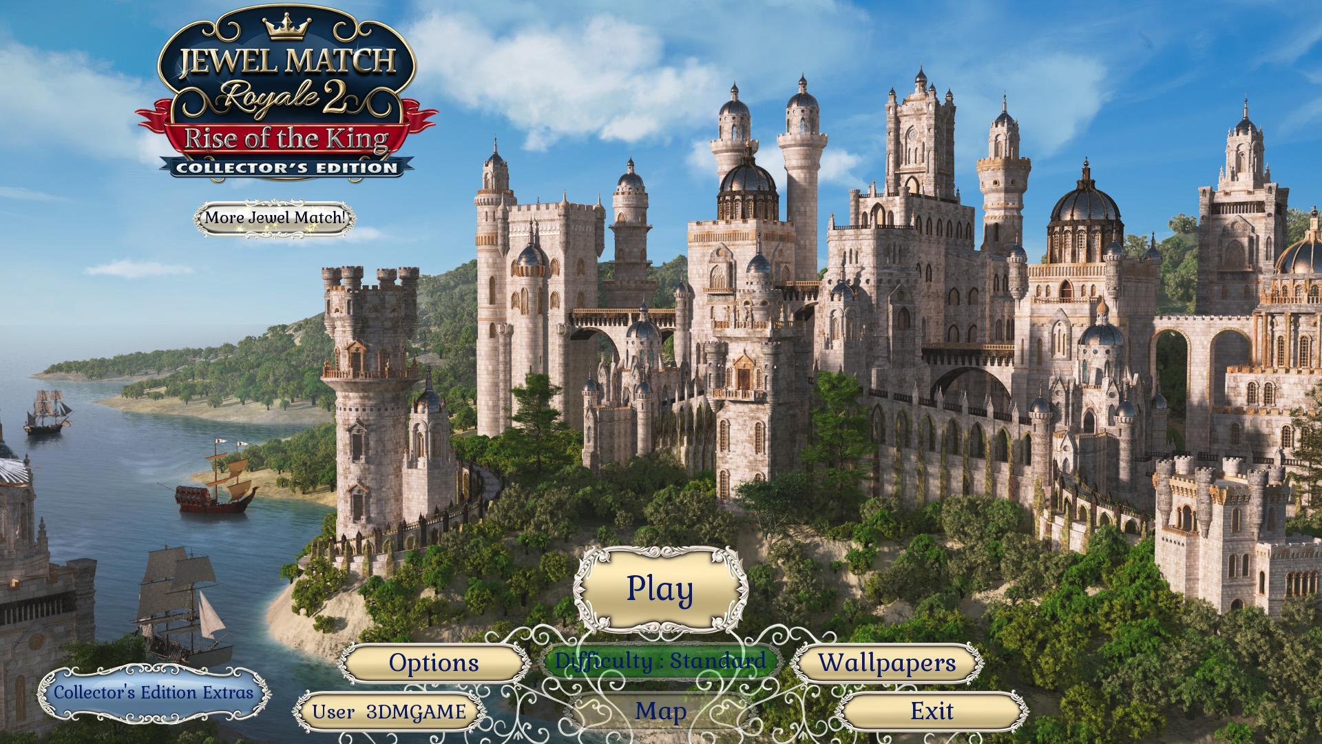 皇家宝石消除2 游戏截图