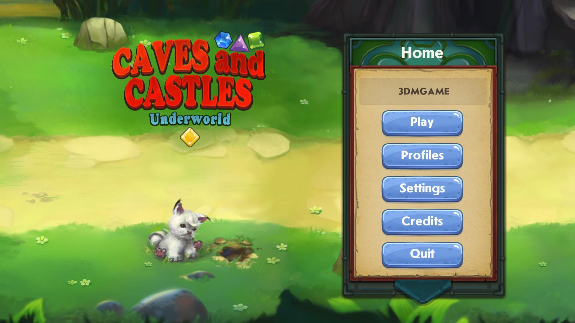 地牢与城堡:地下世界 游戏截图