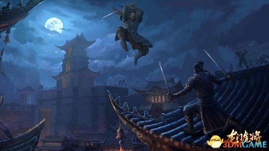 宝石系统详解 《龙门虎将》的战力飙升秘笈