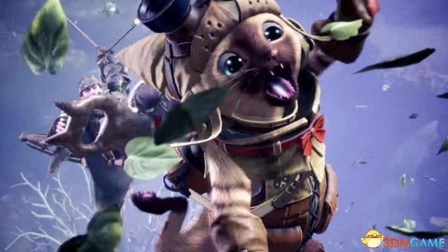 《怪物猎人:世界》全新电视广告片展示全新内容