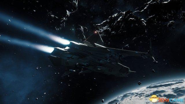 《星际公民》3.0测试版4K截图 众筹巨作画面震撼