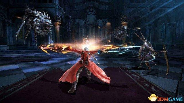 《鬼泣:巅峰之战》新截图公开 战斗和敌人一览
