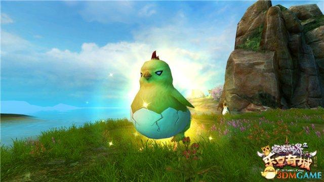 元旦来袭 《完美国际2》 蛋蛋寻亲记!