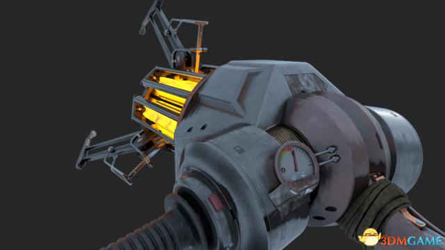 玩家自制版《戰栗時空3》截圖賞 細節豐富效果驚人