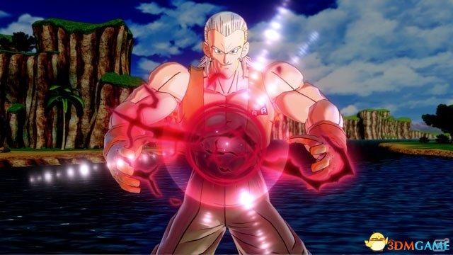 超强合体扎马斯登场 龙珠 超宇宙2 新BOSS战