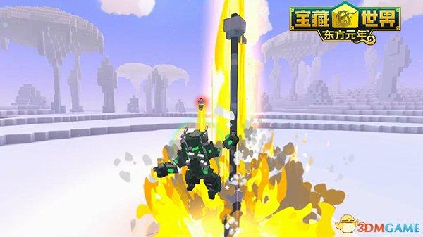 <b>《宝藏世界》全新职业银月枪兵即将上线</b>
