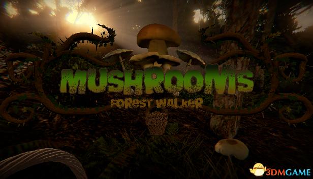 《蘑菇:森林漫步》一款在森林里采蘑菇的游戏