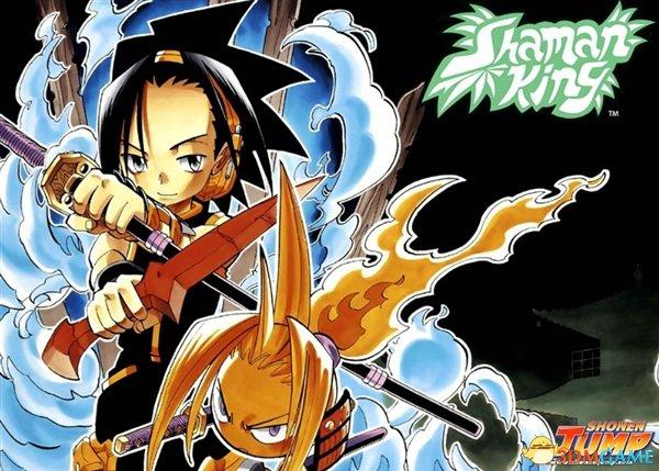 <b>拯救日本漫画 20年上古神作《通灵王》连载重开</b>
