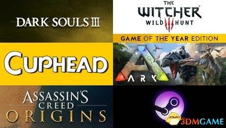 Steam周销量排行榜:绝地求生42连冠 GTA5第2