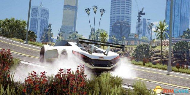 《AQP之城》实机演示曝光 对抗《侠盗猎车5》?