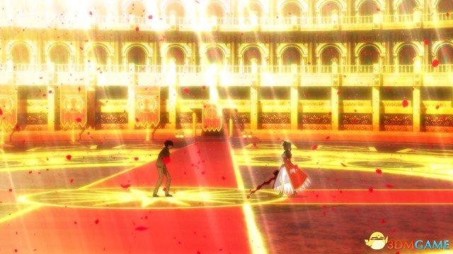 遊改動畫新番《Fate/EXTRA LastEncore》新藝圖