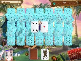 梦幻冒险纸牌 游戏截图