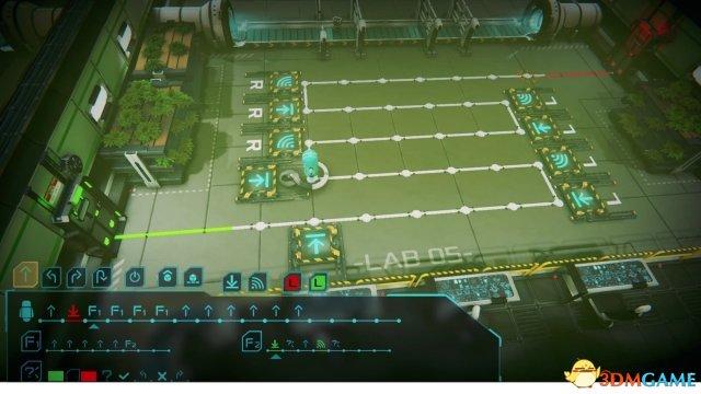解謎類遊戲《Algo Bot》上線Steam平臺 2月發售!