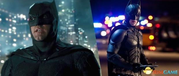 """後任""""蝙蝠俠"""":我從未看過DC宇宙的新版蝙蝠俠"""