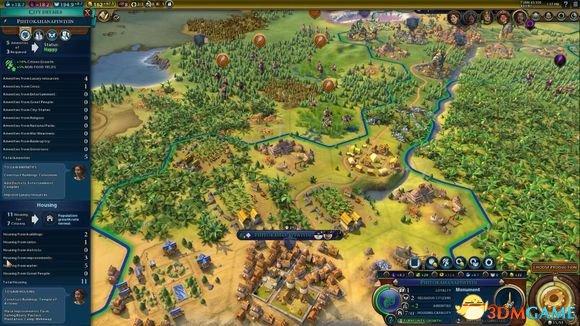 文明6庞德梅克领导的克里文明介绍 克里特色一览