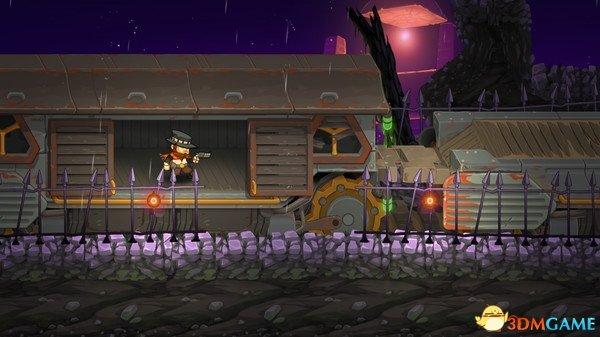 《地穴危機:終極版》PC版發售日期公布 2D橫版
