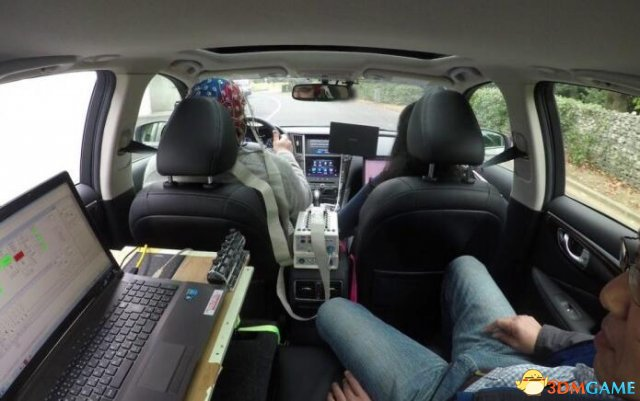 玄学老司机:日产研发自动驾驶 可直接由大脑控制