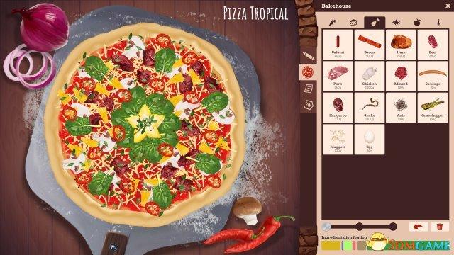《披萨大亨3》模拟经营回归 成就一番美食事业