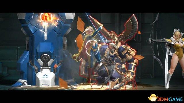 英雄特別多 2D橫版MOBA遊戲《超維宇宙》將免費