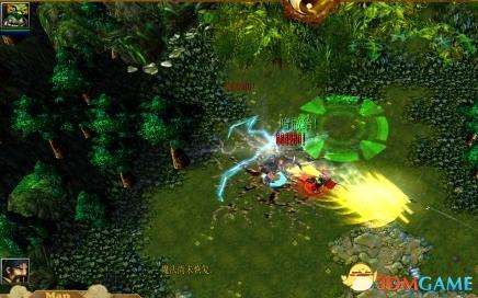 魔兽争霸3 1.24残灵幻录 v1.04