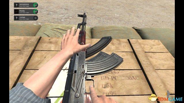 手掌模拟器AK使用指南 手掌模拟器怎么使用AK射击