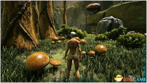 你要来点蘑菇么?《方舟:生存进化》畸变DLC生态论