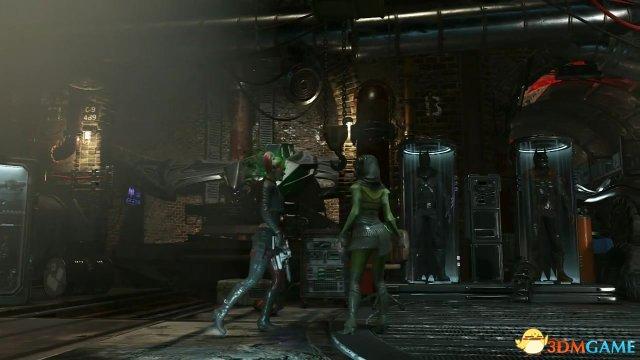 """《不义联盟2》DLC新角色""""魔女""""Enchantress宣传展示"""