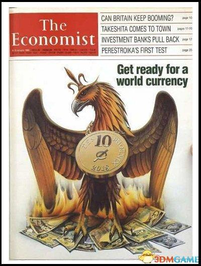 玄學還是預謀 30年前英某報刊已預言比特幣火爆!