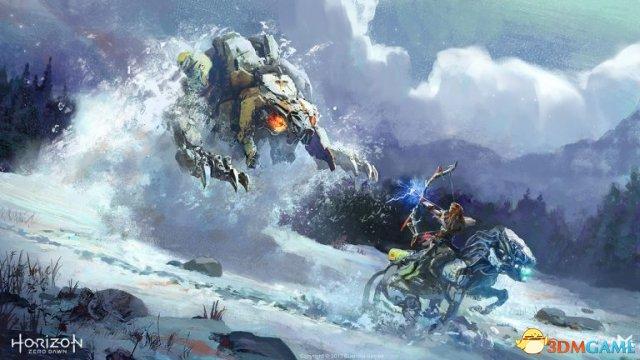 盘点2017年十大DLC 《地平线》《塞尔达》上榜