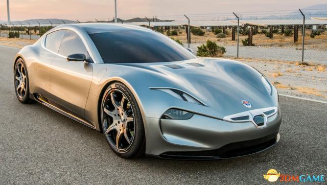菲斯克新一代電動車行將表態CES 充電9分鐘續航200裡