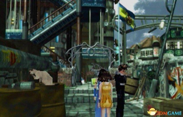 《終極本身想像出來的8》機會會像7和9一樣移植到iOS和PS4