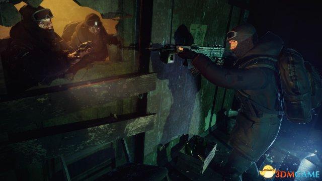 联机新作《死亡十二人》试玩视频 人尸大战很刺激