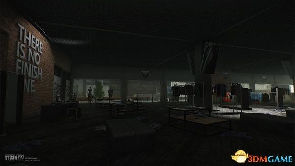 逃离科塔夫新地图Interchange和BEAR新衣服图览