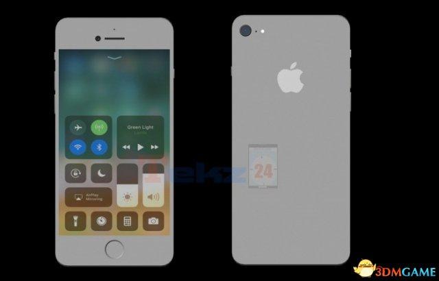 新iPhoneSE外形曝光:样子大变 向iPhoneX看齐