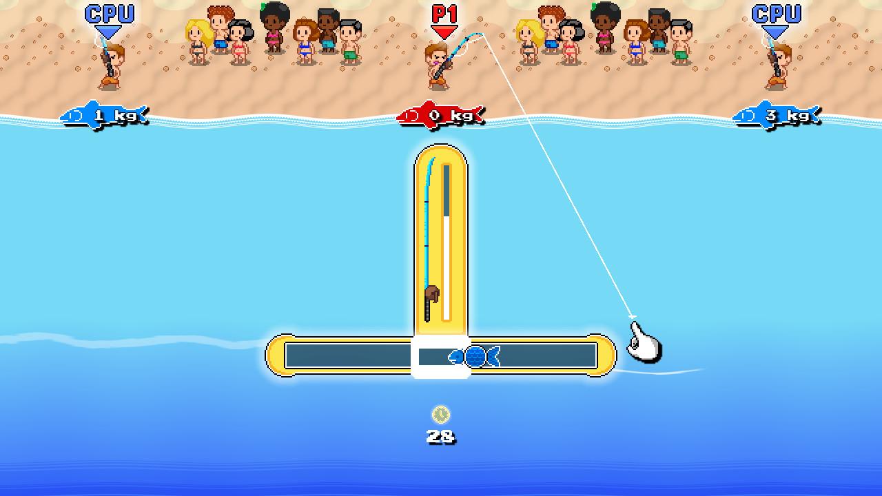 梦想海滩 游戏截图