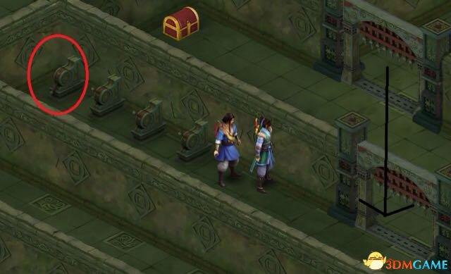 洛川群侠传福州迷宫雕像打法攻略